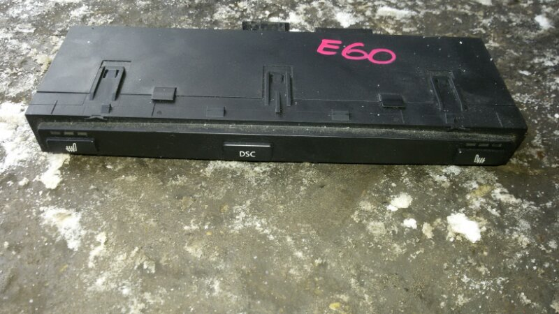 Блок управления сидениями Bmw 5-Series E60 M54B30 2003