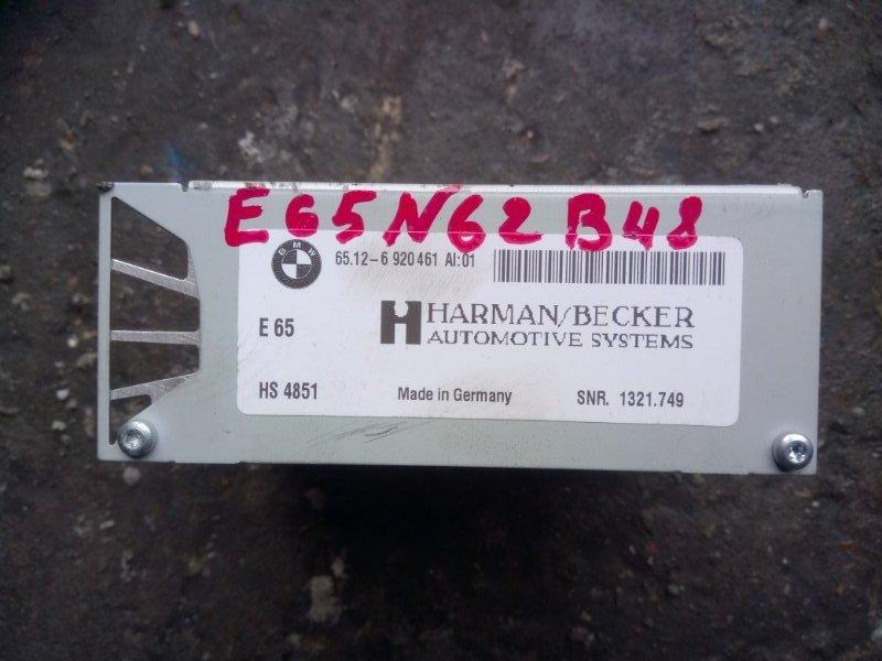 Усилитель звука Bmw 7-Series E65 N62B48 2005