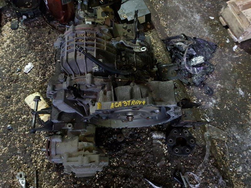 Акпп Toyota Rav 4 ACA31 2AZ-FE 2007