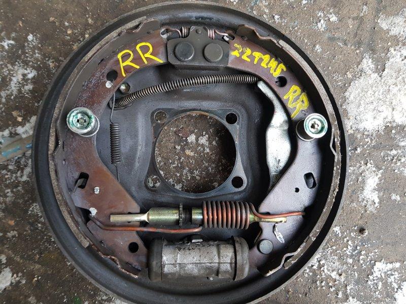 Механизм ручника Toyota Premio ZZT245 1ZZ-FE 2004 задний