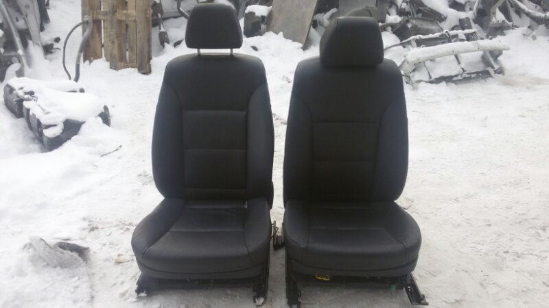Сиденья Bmw 5-Series E60 M54B30 2003
