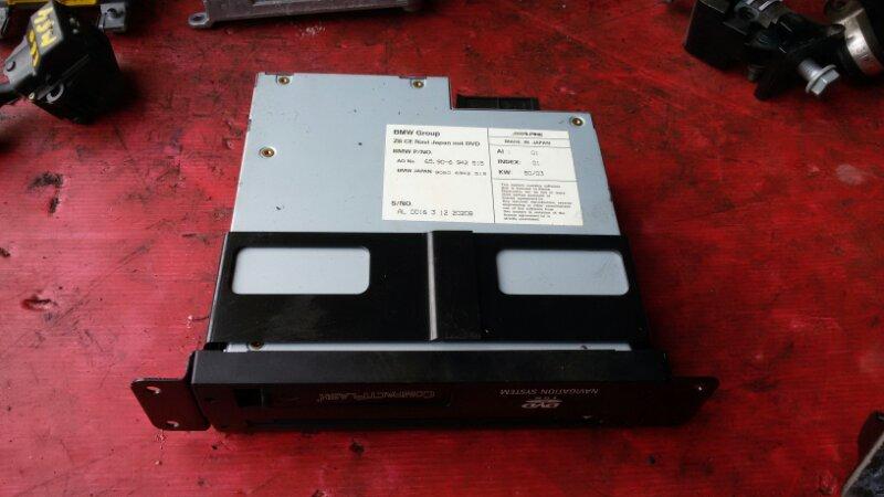 Блок навигации Bmw 5-Series E60 M54B30 2003