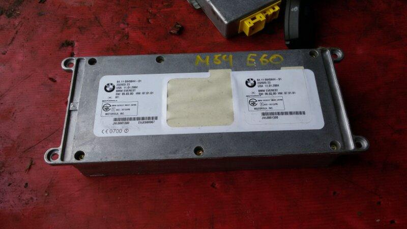 Блок управления телефоном Bmw 5-Series E60 M54B30 2003