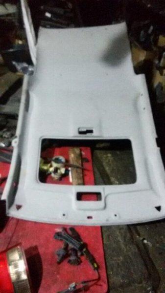 Обшивка крыши Toyota Corolla Fielder ZZE123 2ZZ-GE 2003