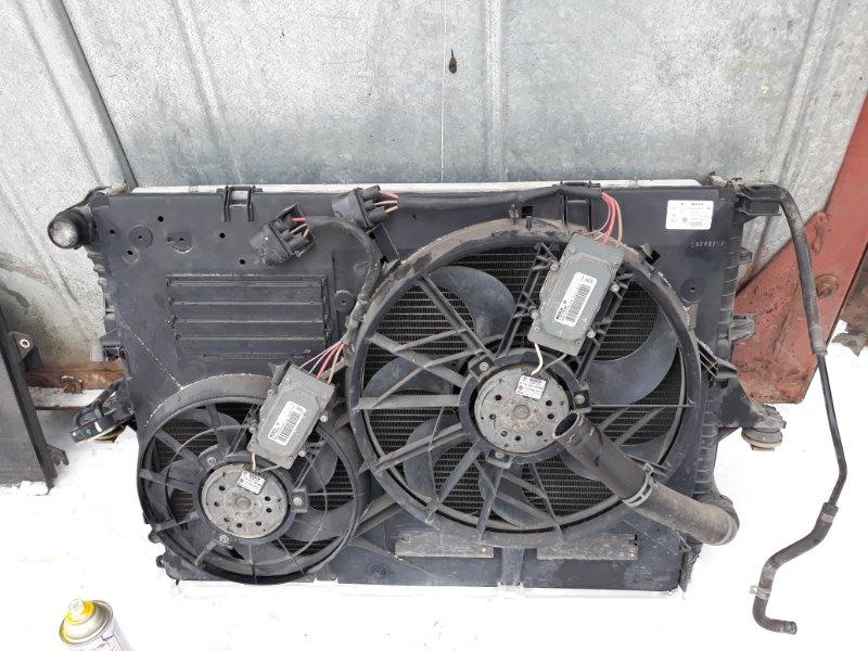 Диффузор Volkswagen Touareg 7LA AZZ 3.2 2004