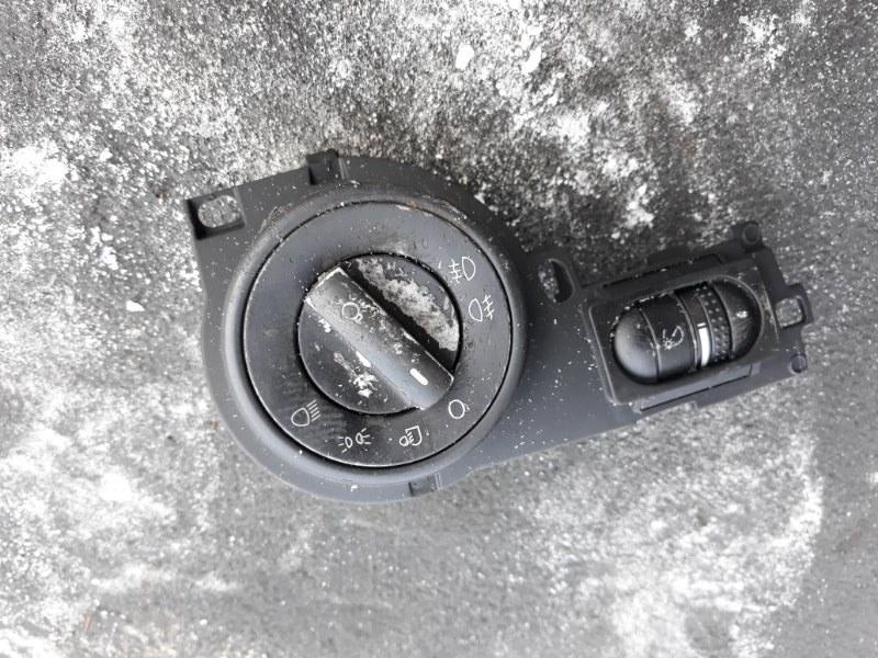 Блок управления светом Volkswagen Touareg 7LA AZZ 3.2 2004