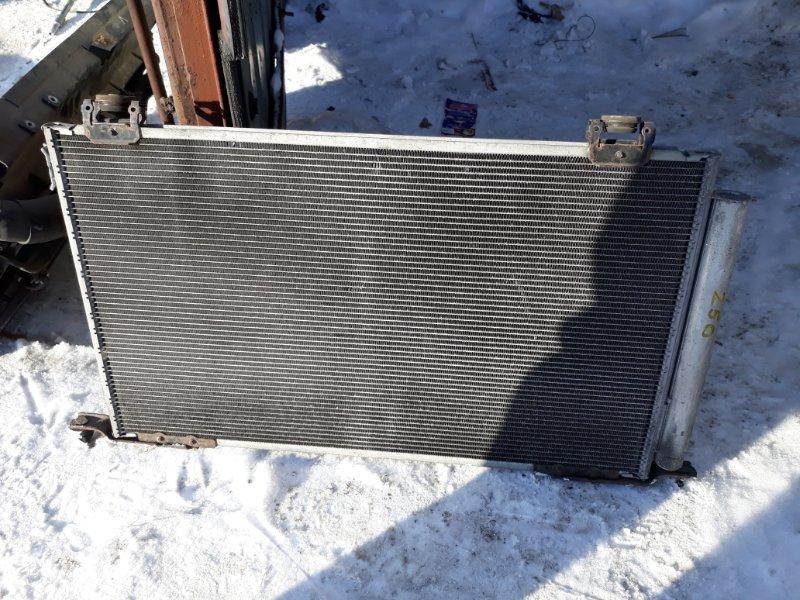 Радиатор кондиционера Toyota Avensis AZT251 2AZ-FSE 2005