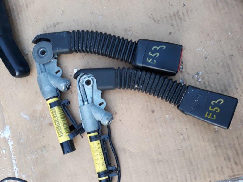 Ремень безопасности Bmw X5-Series E53 M54B30 2003 передний