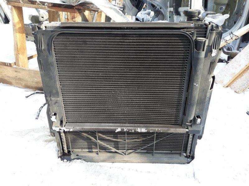 Радиатор кондиционера Bmw X5-Series E53 M54B30 2005