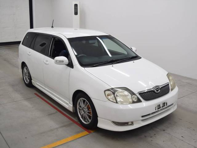 Nose cut Toyota Corolla Fielder NZE121 1NZ-FE 2001