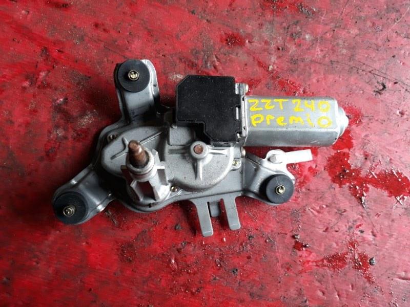 Мотор заднего дворника Toyota Premio ZZT240 1ZZ-FE 2004