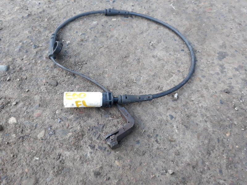 Датчик износа колодок Bmw 5-Series E60 N52B25 2006 передний