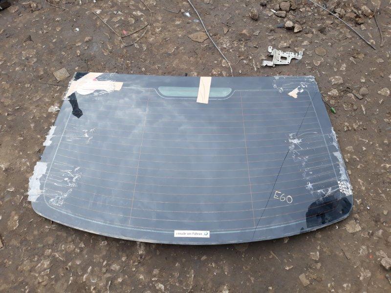 Стекло заднее Bmw 5-Series E60 N52B25 2006
