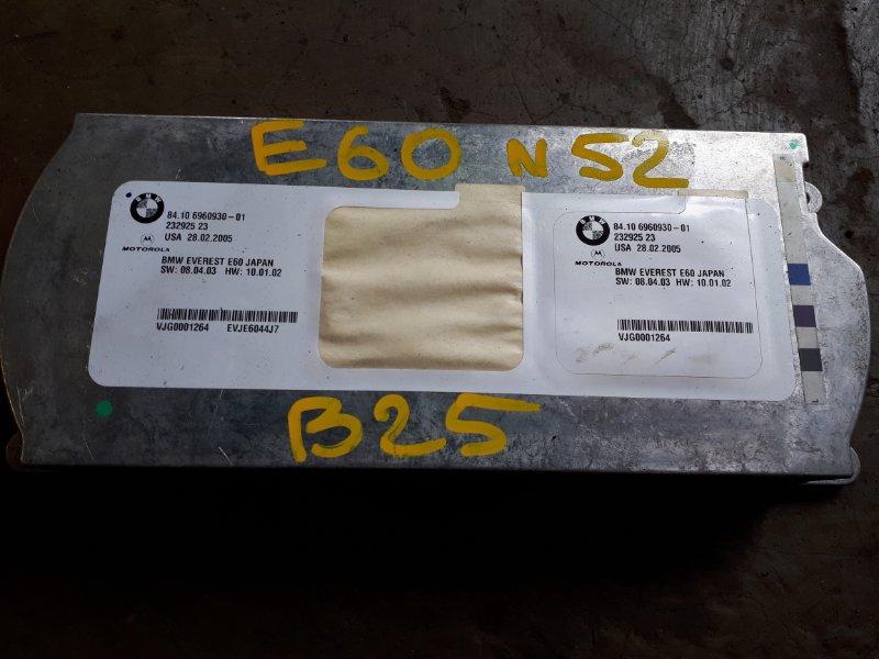Блок управления телефоном Bmw 5-Series E60 N52B25 2006