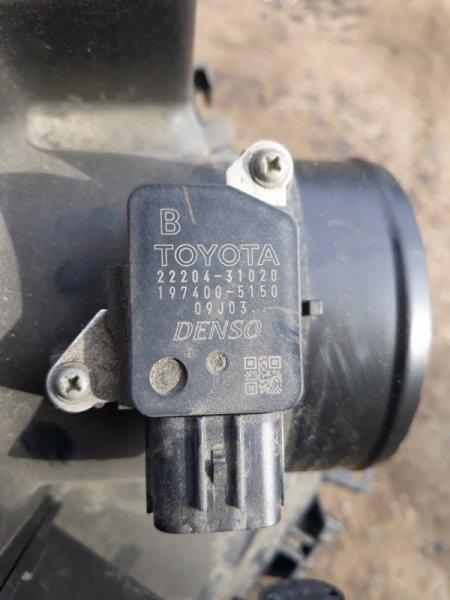 Датчик расхода воздуха Toyota Camry GSV40L 2GR-FE 2007