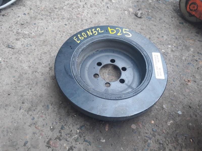Шкив коленвала Bmw 5-Series E60 N52B25 2006