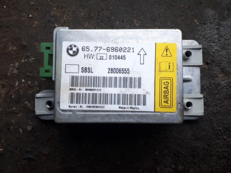 Датчик srs Bmw 7-Series E65 N62B48 2007 левый