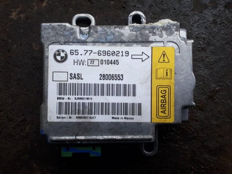 Датчик srs Bmw 7-Series E65 N62B48 2007 передний левый