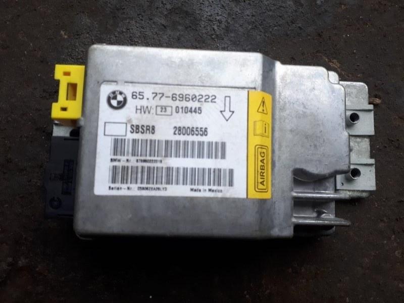 Датчик srs Bmw 7-Series E65 N62B48 2007 правый
