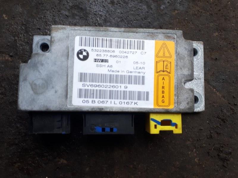 Датчик srs Bmw 7-Series E65 N62B48 2007 задний правый