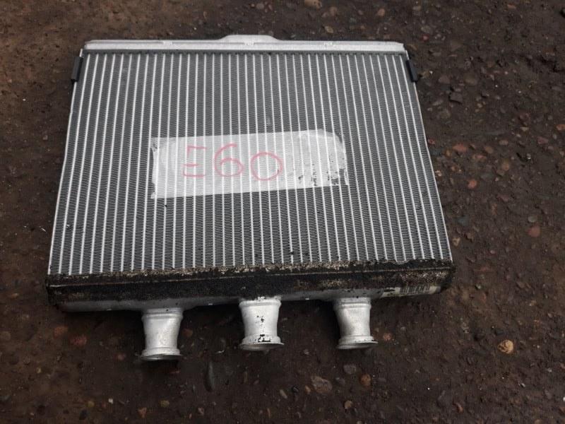 Радиатор отопителя Bmw 5-Series E60 N52B25 2006
