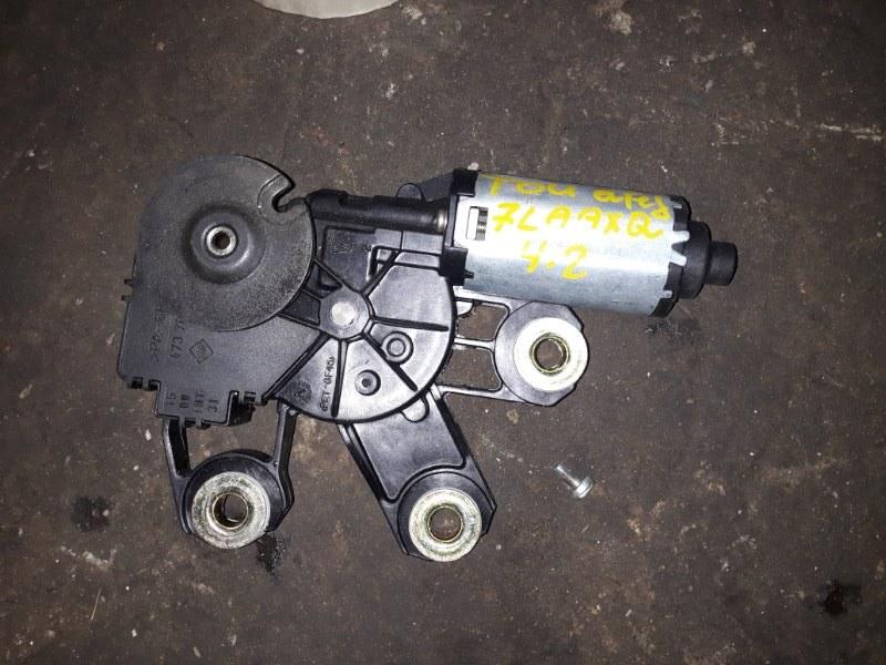 Мотор заднего дворника Volkswagen Touareg 7L6 4.2 AXQ 2005