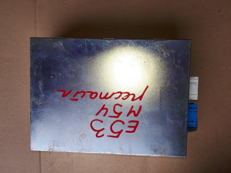 Видеомодуль Bmw X5 E53 M54B30 2005
