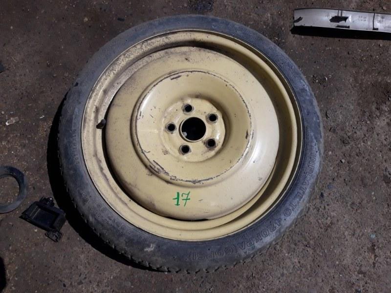Запасное колесо Toyota Avensis AZT251 2AZ-FSE 2007
