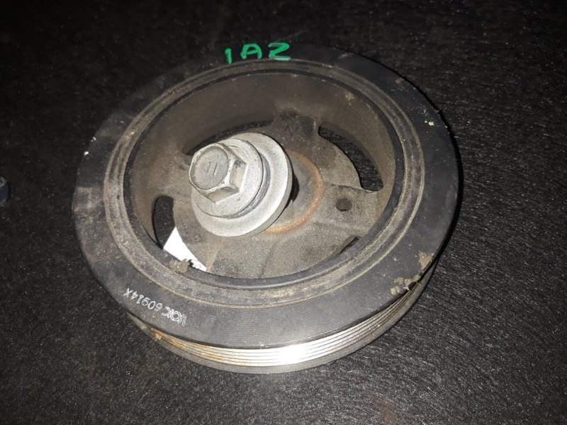 Шкив коленвала Toyota Rav 4 ACA21 1AZ-FSE 2002