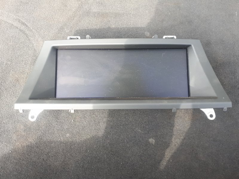 Монитор Bmw X5-Series E70 N52B30 2008