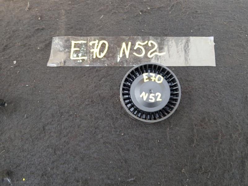 Ролик обводной Bmw X5 E70 N52B30 2008