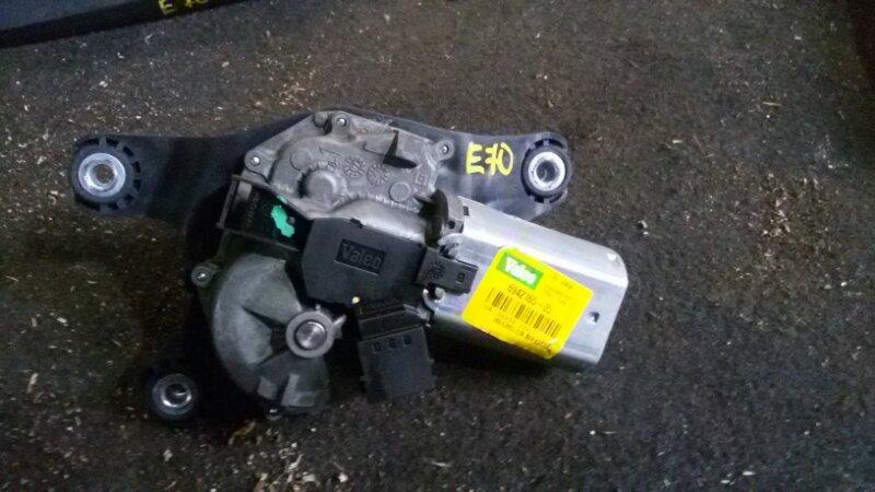 Мотор заднего дворника Bmw X5-Series E70 N52B30 2008