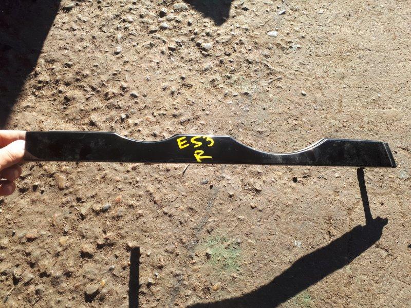 Ресничка Bmw X5 E53 M54B30 2002 передняя правая