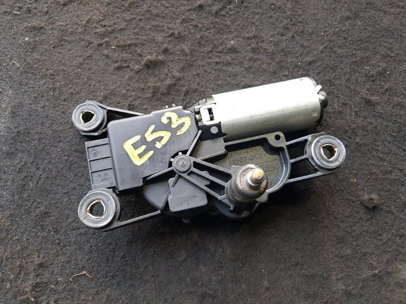 Мотор заднего дворника Bmw X5-Series E53 M54B30 2002