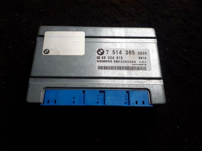Блок управления кпп Bmw X5-Series E53 M54B30 2002