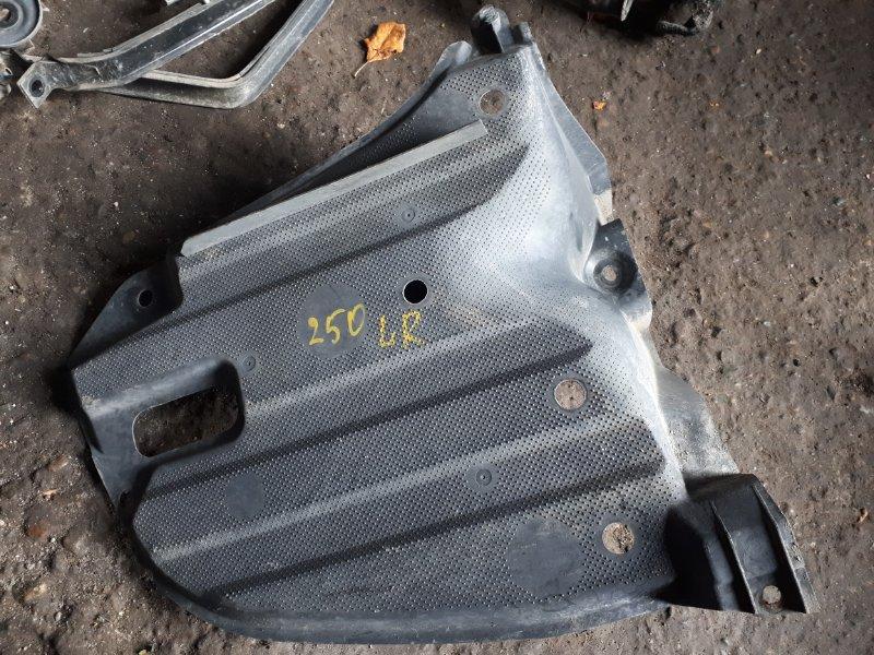Защита бампера Toyota Avensis AZT251 2AZ-FSE 2007 задняя
