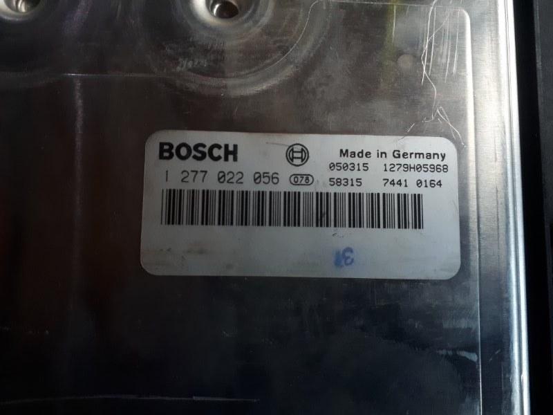 Блок управления рулевой рейкой Bmw 5-Series E60 N52B30 2006