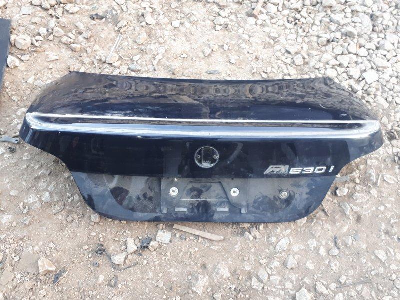 Крышка багажника Bmw 5-Series E60 N52B30 2006