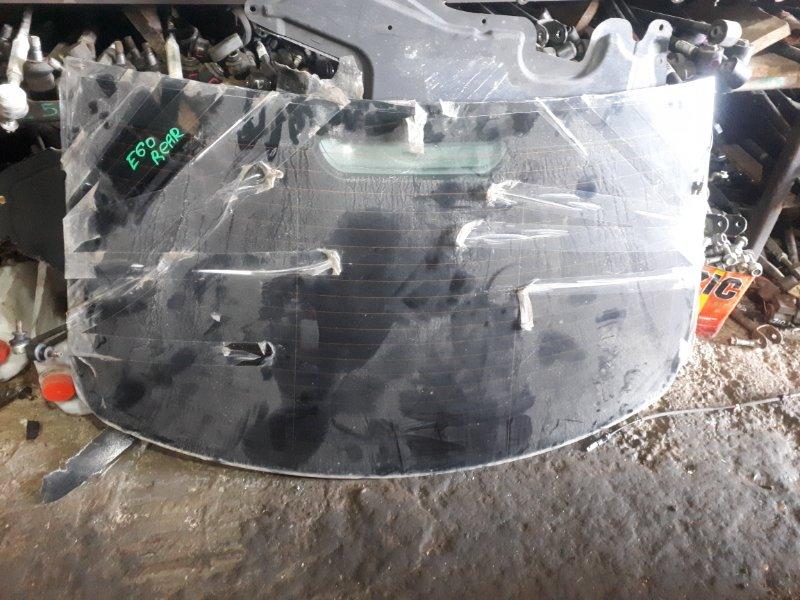 Стекло заднее Bmw 5-Series E60 N52B30 2006