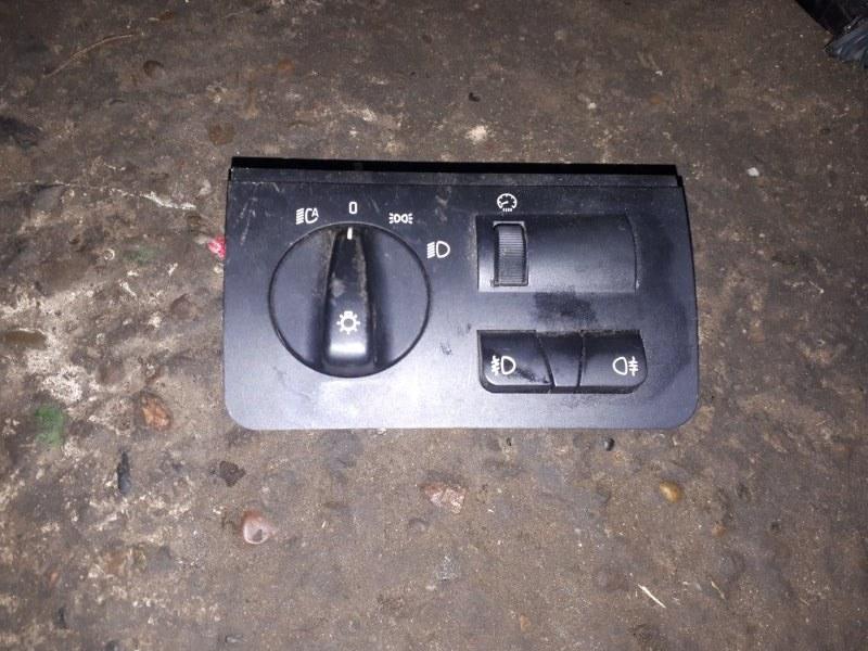 Блок управления светом Bmw X5-Series E53 M54B30 2002