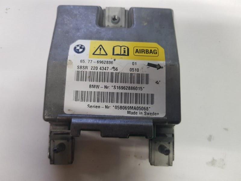 Датчик srs Bmw 5-Series E60 M54B30 2003 правый