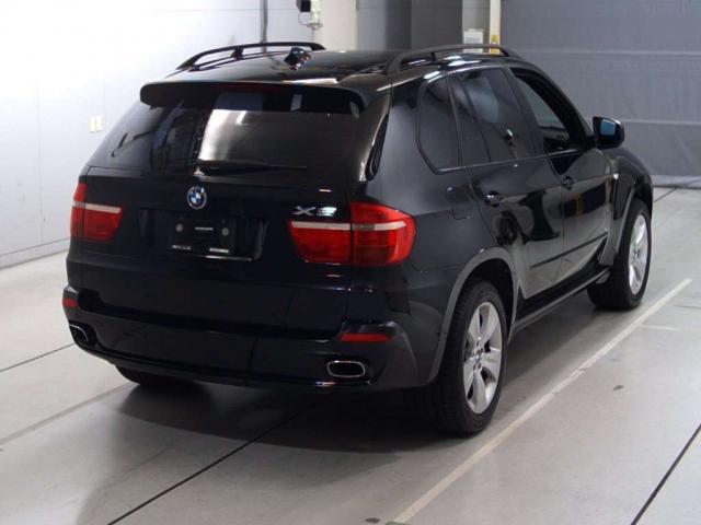 Авто на разбор Bmw X5-Series E70 N62B48 2008