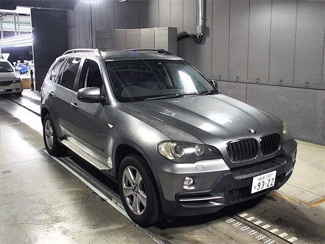 Авто на разбор Bmw E70 N52B30 2008