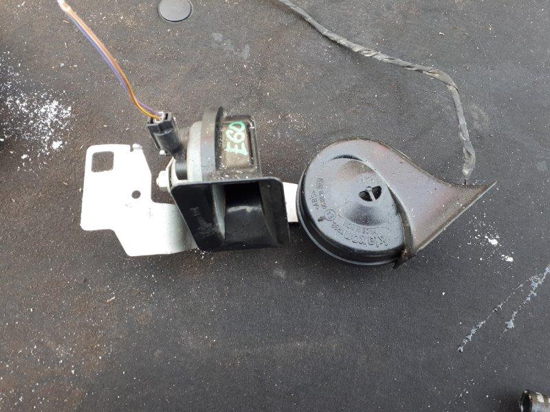 Сигнал звуковой Bmw 5-Series E60 N52B30 2006