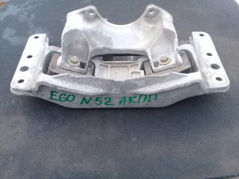 Подушка кпп Bmw 5-Series E60 N52B30 2006