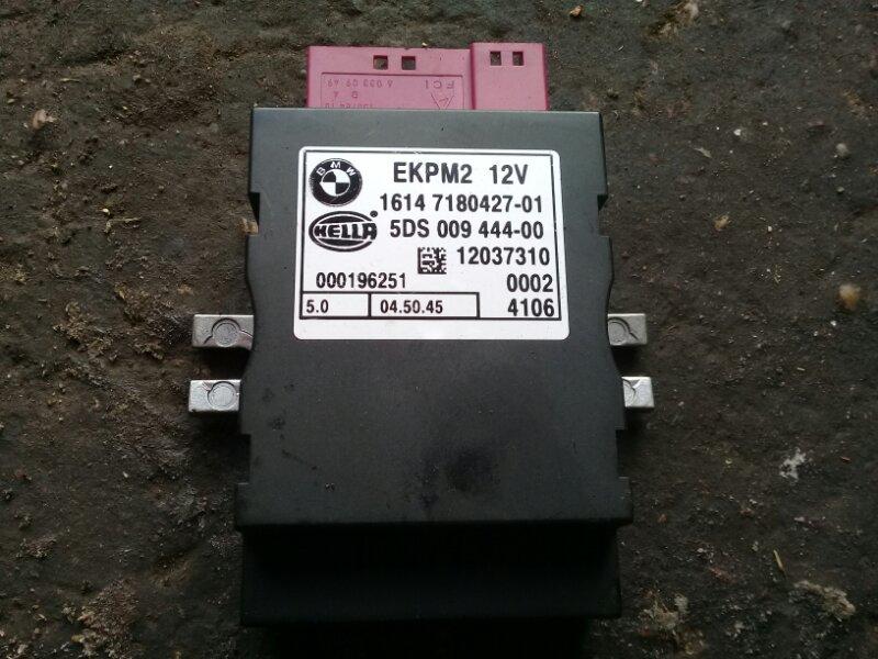 Блок управления топливным насосом Bmw 5-Series E60 N52B30 2006