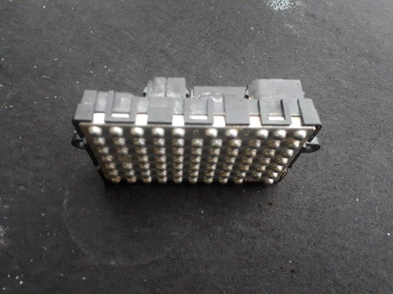 Реостат печки Bmw 5-Series E60 N52B25 2006