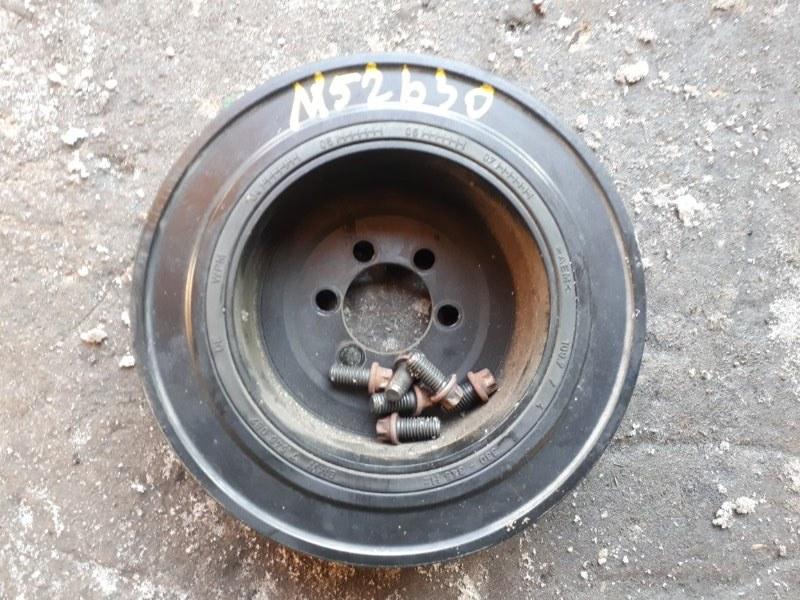 Шкив коленвала Bmw X5-Series E70 N52B30 2008