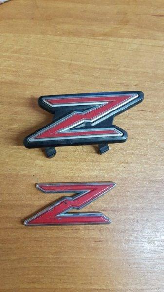Эмблема Toyota Corolla Fielder ZZE123 2ZZ-GE 2003