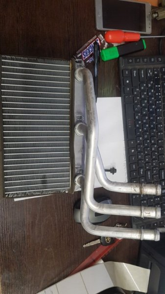 Радиатор отопителя Bmw X5-Series E70 N52B30 2007